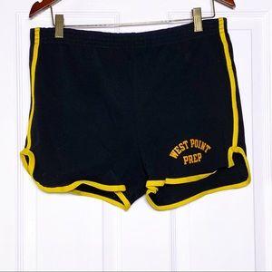 Vintage 1970s Champion West Point Prep Shorts